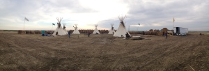 Panorama of Spirit Camp